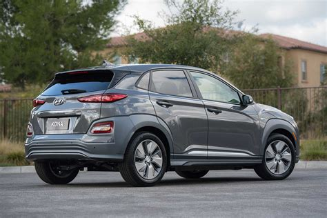 Hyundai Kona 2019 Picture 2019 hyundai kona electric review