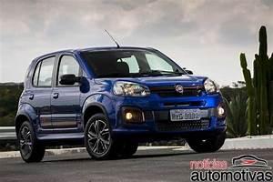 Fiat Uno 2019 Estrear U00e1 Sua Terceira Reestiliza U00e7 U00e3o Em Junho