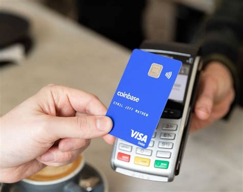 Click add a credit/debit card at the top of the page; Coinbase Visa Debit Card Now Available for UK and EU Users