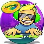 Dj Crayola App Tunes Icon Mix Town