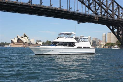 Boats Unlimited Pty Ltd by Sensational Sydney Harbour Cruise Scheduled