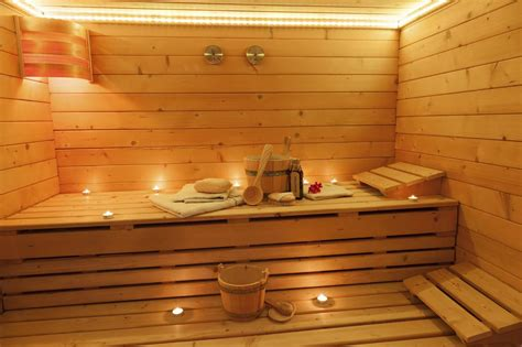 Spruce Up Your Spa With These Finnish Sauna Accessories