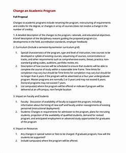 Academic Research Proposal Format Psychology Research Proposal