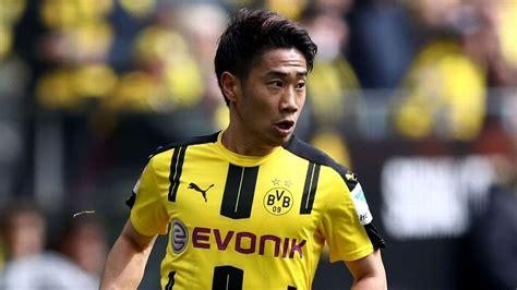Borussia Dortmund Open Talks Over Shinji Kagawa Contract