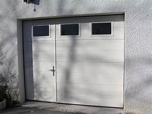 porte de garage noire pas cher maison travaux With porte garage enroulable pas cher