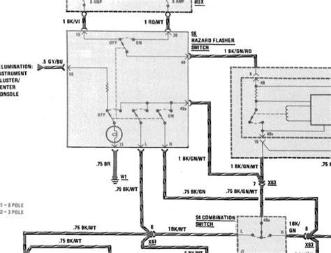 mercedes w123 wiring diagram