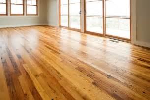 Reclaimed Longleaf Pine Flooring by Longleaf Lumber Chestnut Amp Oak Flooring