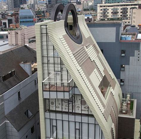 Weird Architecture Buildings That Beyond