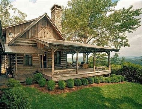 log cabin wrap around porch those cabin s and