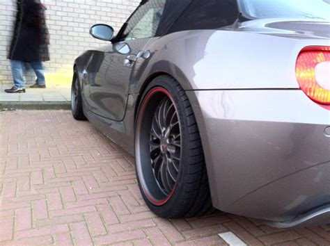 Bmw Z4 Custom Wheels Breyton Cs 19x, Et , Tire Size 235/35