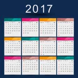 calendar design 2017 calendar design vector free