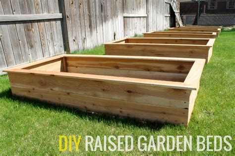 how to build raised garden beds our diy raised garden beds chris