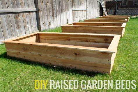 how to make garden beds our diy raised garden beds chris