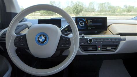 BMW i3 2014 - INTERIOR - YouTube