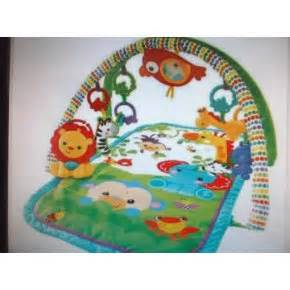 Tapis Eveil Fisher Price Rainforest by Fisher Price Tapis De La Jungle Baby Play Mat For Only
