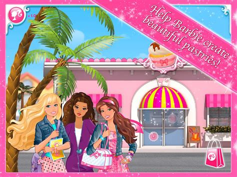barbie games  android