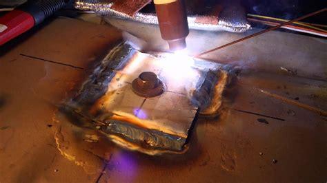 blazer floor pan repair reinforcement plate  youtube