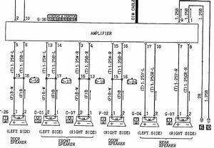 2000 Mitsubishi Diamante Radio Wiring Diagram