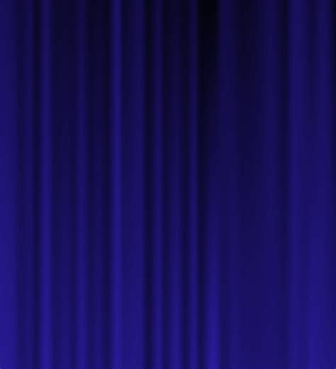 Blue Curtains by Blue Velvet Curtains Background Free Stock Photo