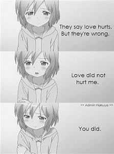 Perfect Manga & Anime Quotes For Broken Hearted Person ...