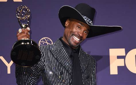 Billy Porter Delivered Truly Inspiring Speech The