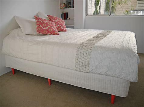 legheads  ikea furniture legs barcelona cayenne red