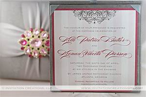 luxury invitations invitation creations llc custom With weddingwire luxury invitations