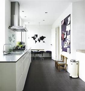 22 best images about dark wooden floors on pinterest for Kitchen colors with white cabinets with des plaines city sticker