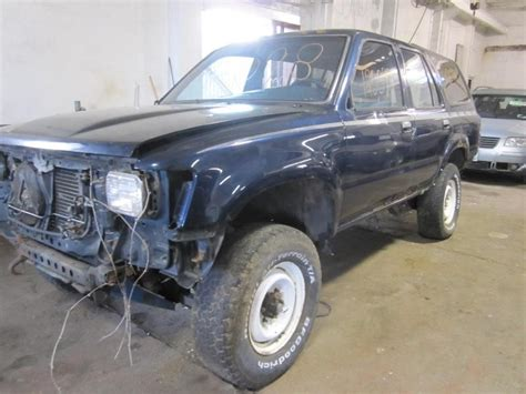 toyota foreign car parting out 1991 toyota 4 runner stock 120098 tom 39 s