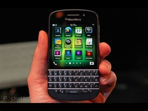 blackberry q10 specification review