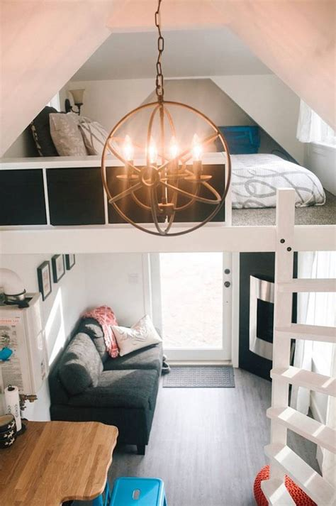 2 Tiny Häuser Verbinden by Ingenious 280 Sq Ft Tiny House Features Brilliantly