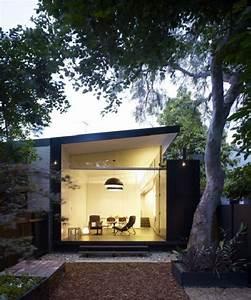 Casas Minimalistas  40 Inspira U00e7 U00f5es De Fachadas E Interiores