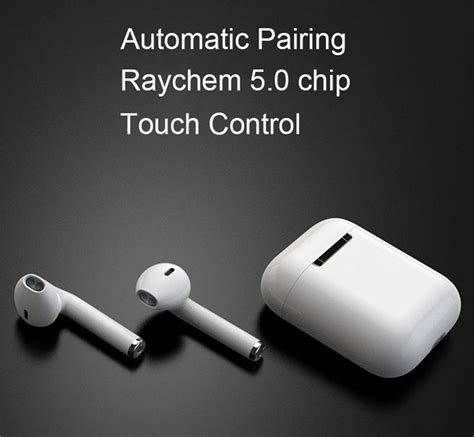 china  tws touch control wireless earphone suppliers