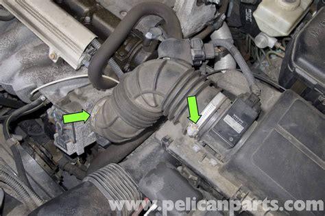volvo  crankshaft sensor replacement   pelican parts diy maintenance article
