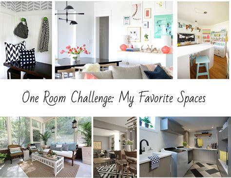 One Room Challenge My Favorite Spaces!  Lemons, Lavender