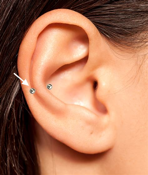 Which Piercing Should I Get? Our Guide to Ear Piercings ...