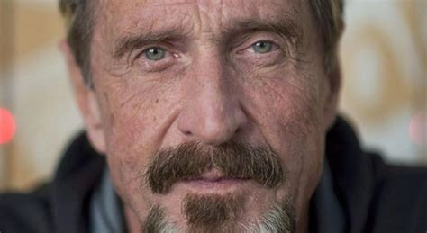 John Mcafee Confirms Russia Did Not Hack The Dnc