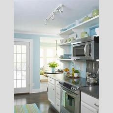 Light Blue Kitchens On Pinterest  Camo Furniture, Blue