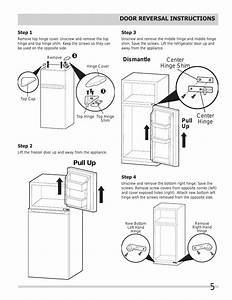 Pull Up  Door Reversal Instructions  Dismantle Pull Up