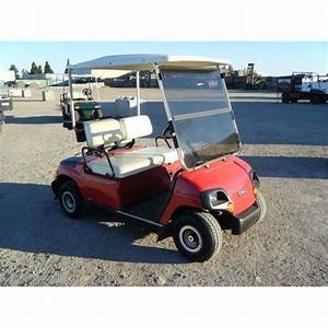 2000 Yamaha G19 Pace Setter Electric Golf Cart