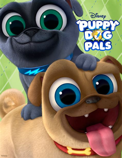 The Iron Giant Wallpaper Harland Williams Puppy Dog Pals To Sit Stay On Disney Tv Animation Magazine