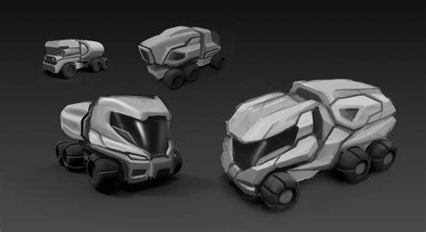 truck concept design sketch  luqzzee  newgrounds