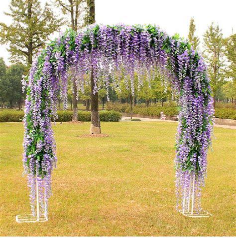 amazoncom ayygifti set   artifical wisteria string