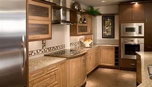 decoration des cuisines modernes galerie avec idees de With idee deco cuisine avec prix de cuisine Équipée
