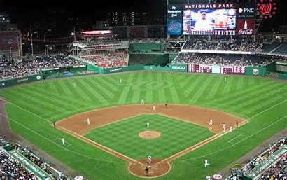 Beisbol Estadio Fondo Wallpapers