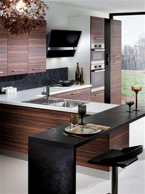 configuration cuisine cuisine mobalpa les plus belles cuisines ouvertes côté maison