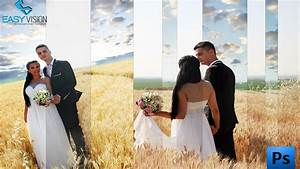 How to edit wedding photos photoshop cs6 youtube for Photoshop wedding photos