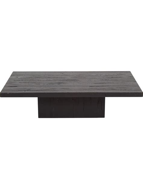 Is materially different than what you purchased; Restoration Hardware Plinth Coffee Table Dupe - New Interior Design