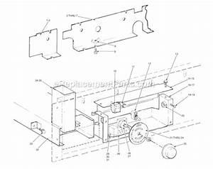 Vulcan 972a Parts List And Diagram