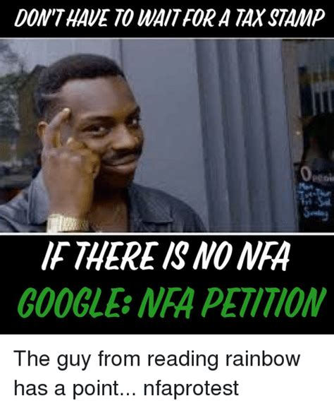 Guy Reading Book Meme - don t have to waitfor a taxstamp if there mpa c00gle petition the guy from reading rainbow has a